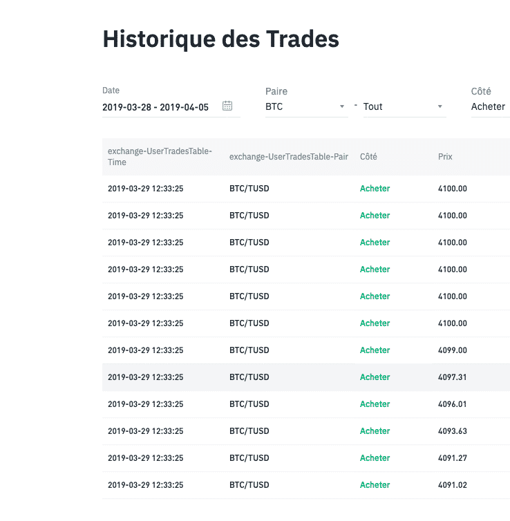 Binance market buy 4