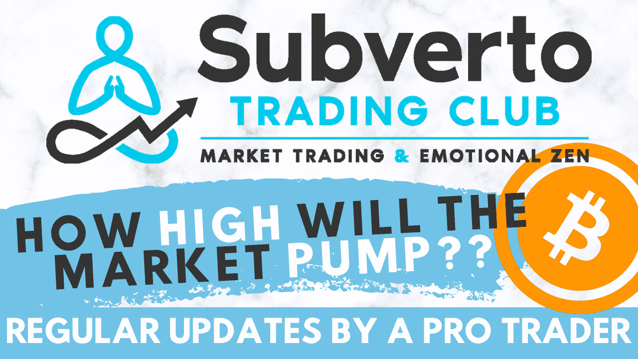 Is the market about to dump hard?