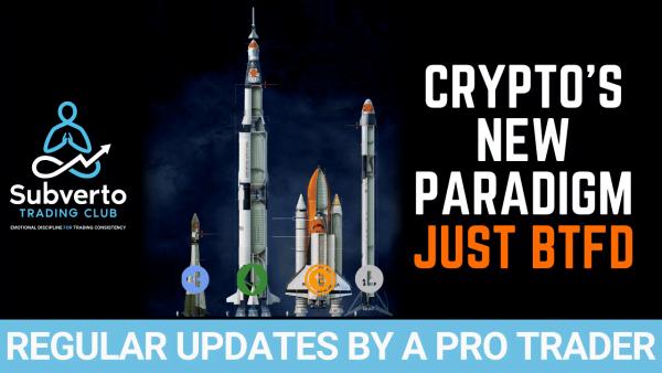 Crypto's Paradigm Shift